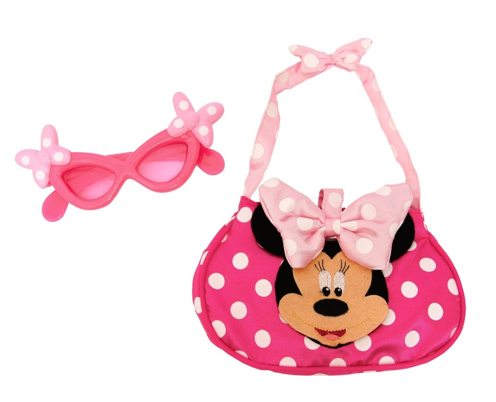 Minnie's Boutique Glamour Shades And Purse gift for 3 year old girl