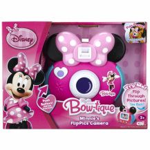 Minnie's Flip-Pics Camera for 3 year old girl