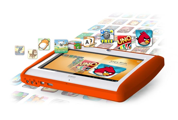 The MEEP android tablet for kids is a great safe and fun game for kids over the age of 6